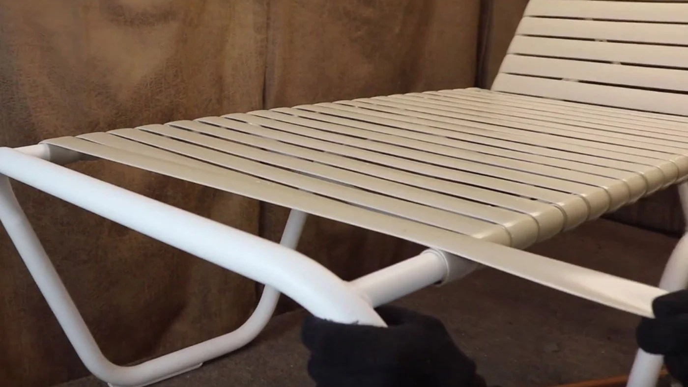 outdoor furniture repair how to fix a