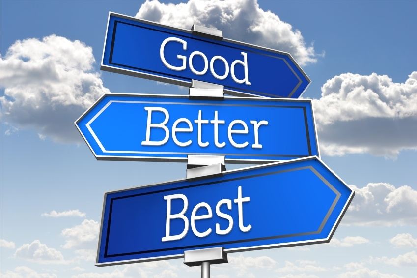 Good, Better, Best How To Choose The Right B2b Digital