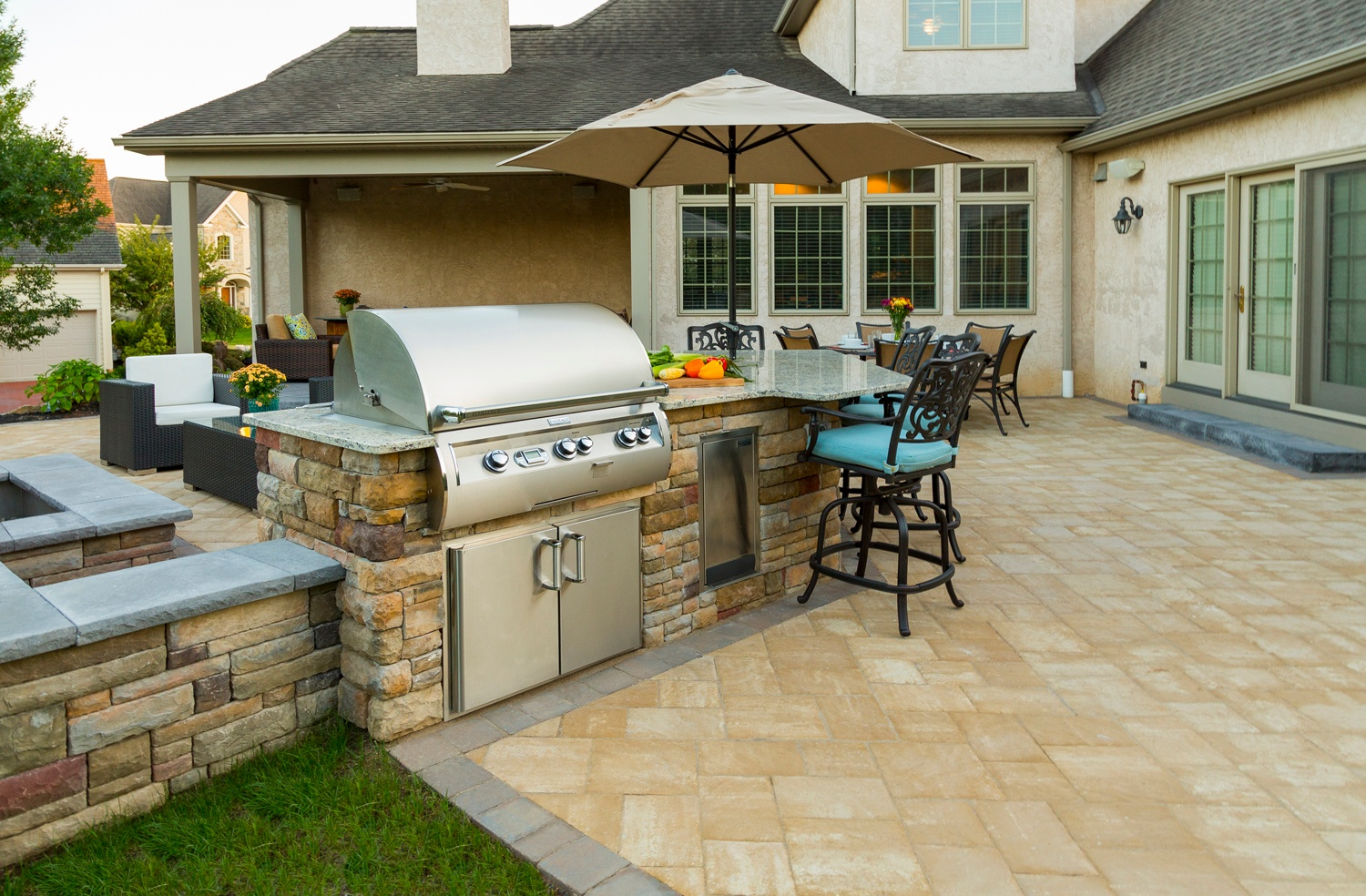 Cost To Build Outdoor Kitchen Oak Cabinet How Much Does An Prices Expect In