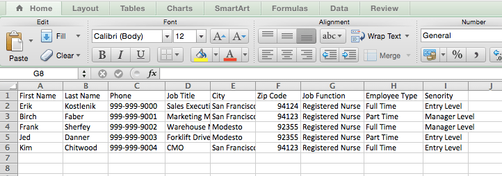Keep Your Candidates Organized By Using TextRecruit Groups