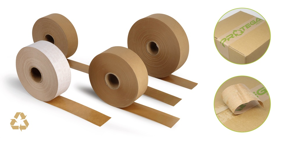 Sustainable gummed paper tape
