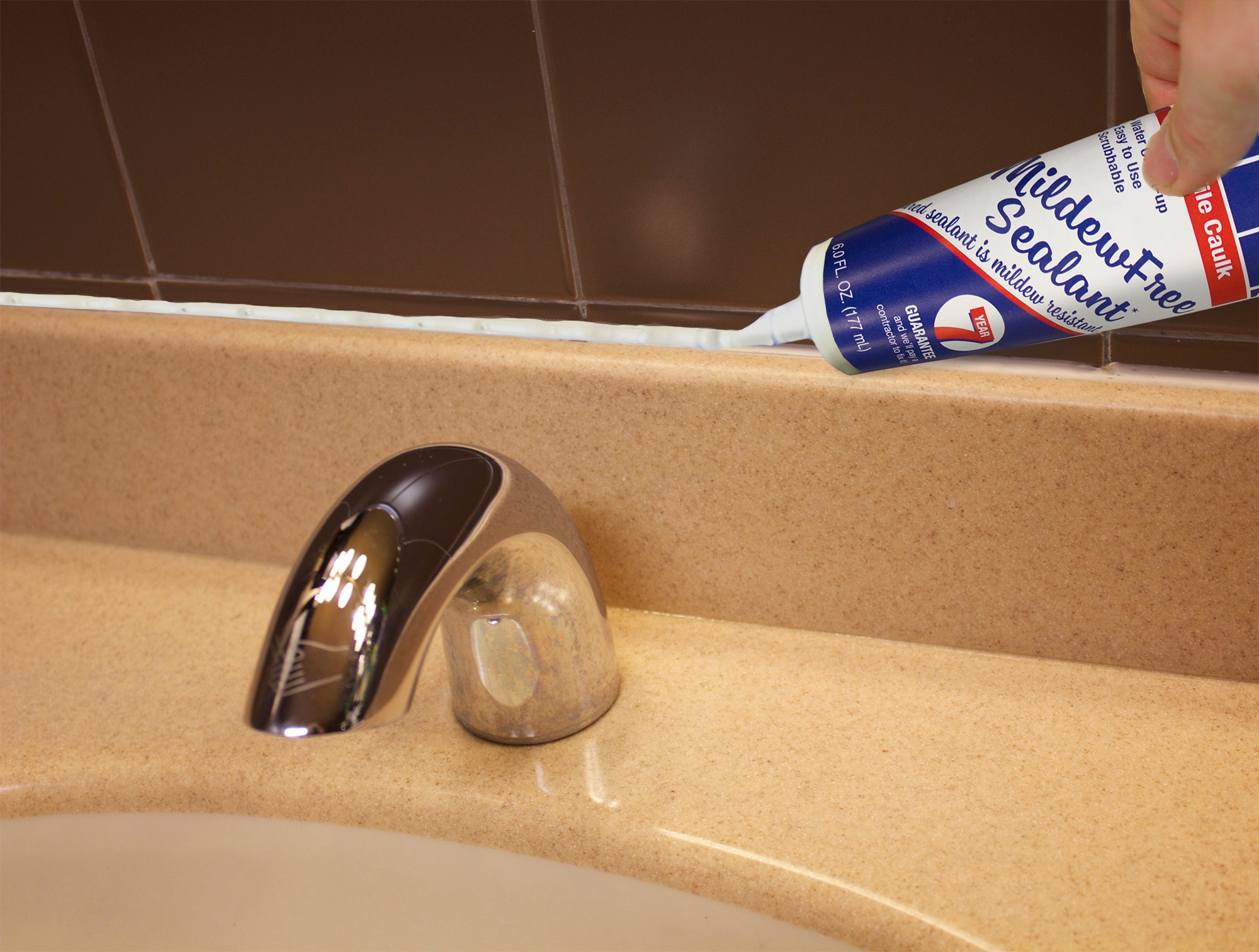 Bathroom Caulking Is That Mold And Mildew In Your Bathroom Under The Caulk Or On Top