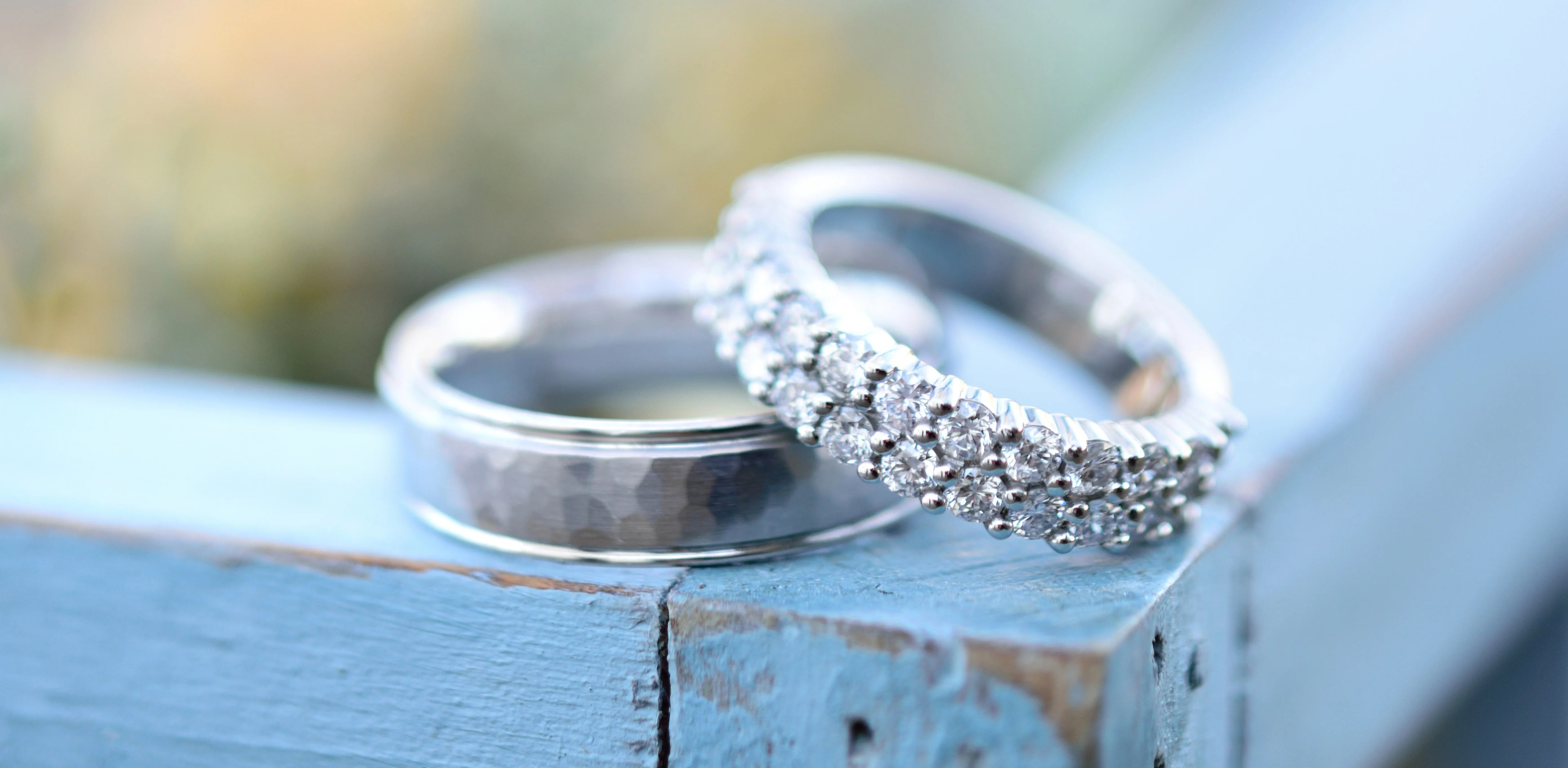 13 Traditional  Unique Wedding Band Engraving Ideas