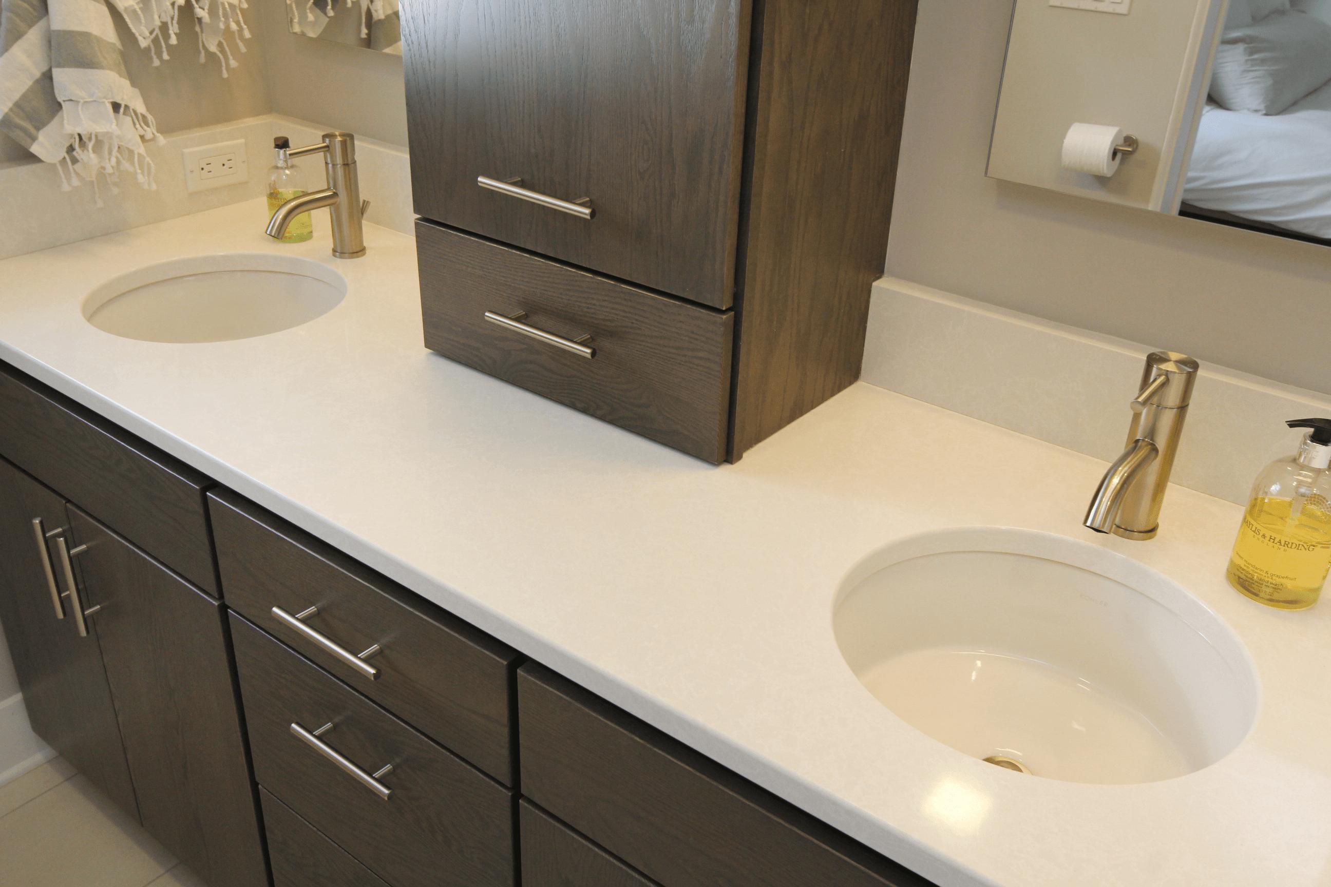 A Trend Our Clients Love Quartz Countertops