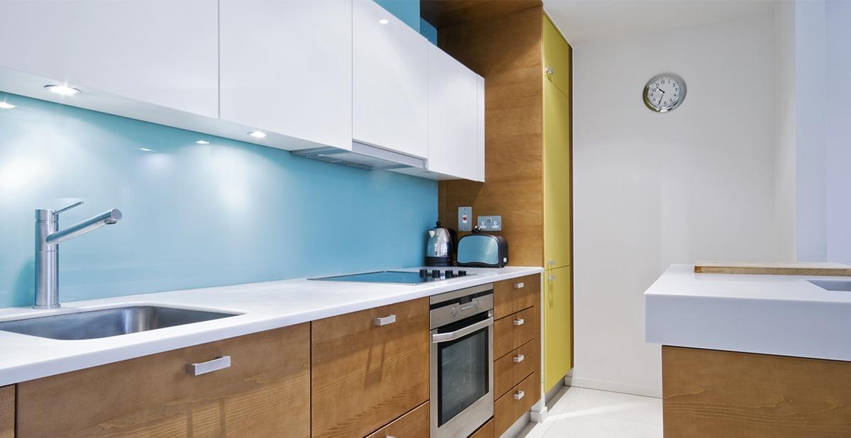 Soluzioni per pitturare la cucina Caparol Media  Colore Decorazione Isolamento Restauro