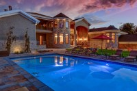 Water Feature, Pond and Pool Lighting Ideas and Pictures