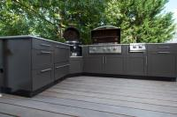 12 Outdoor Kitchen Cabinets That Will Make Cooking Fun ...