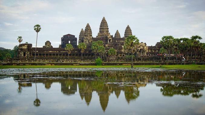 Angkor Wat - Stephanie Proulx