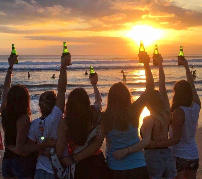Sarah-Hutchison-Indonesia-Kuta-Beach-sunset
