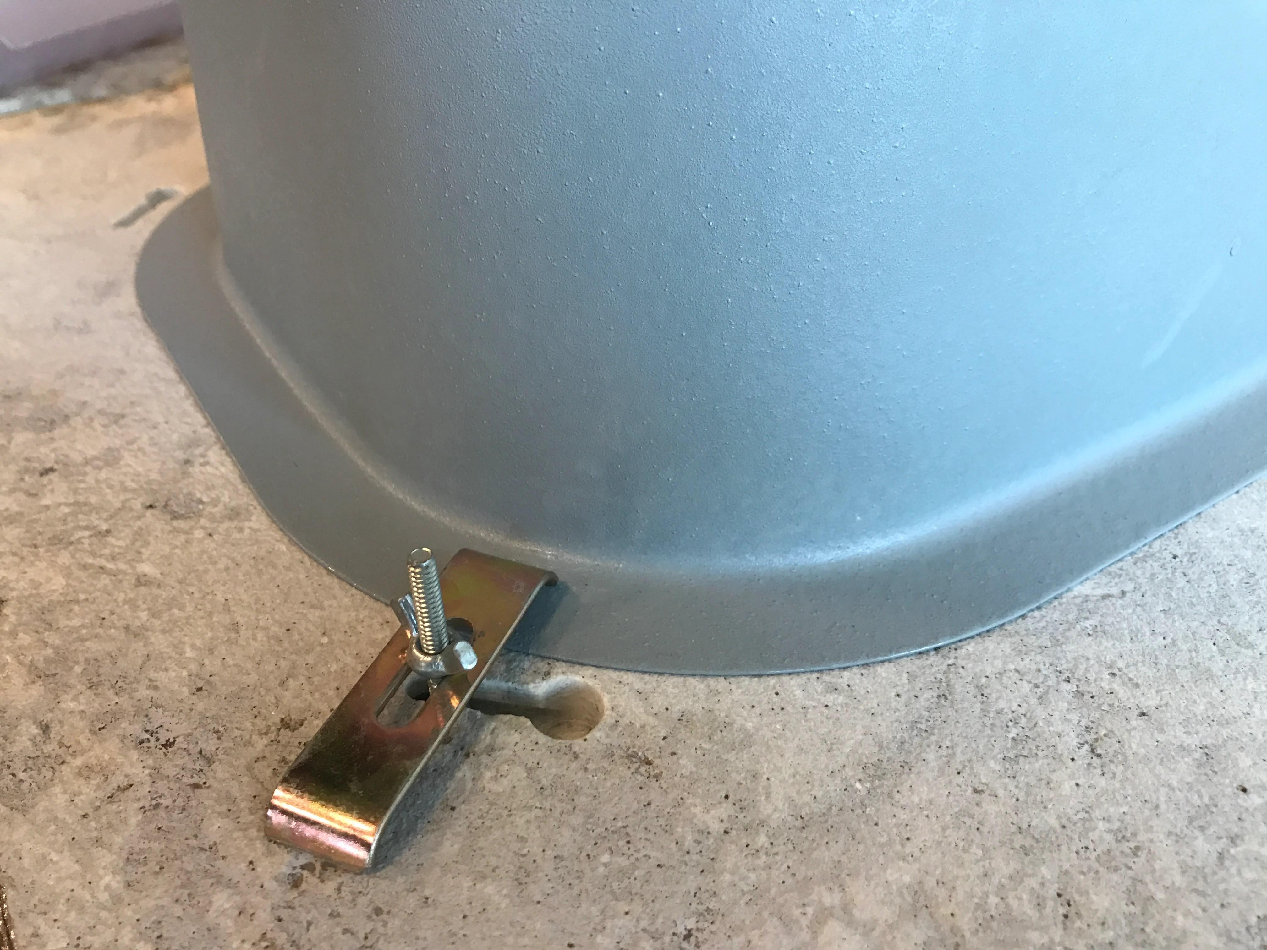 undermount sink installation techniques