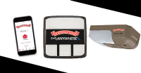 Need a New Garage Door Opener? Get One That Talks To You.