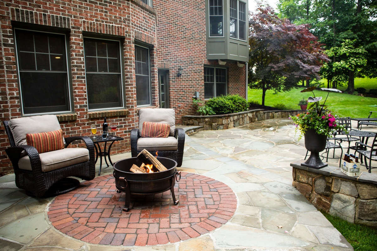 natural stone vs paver vs concrete