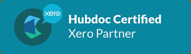 Hubdoc Certified Xero Partner