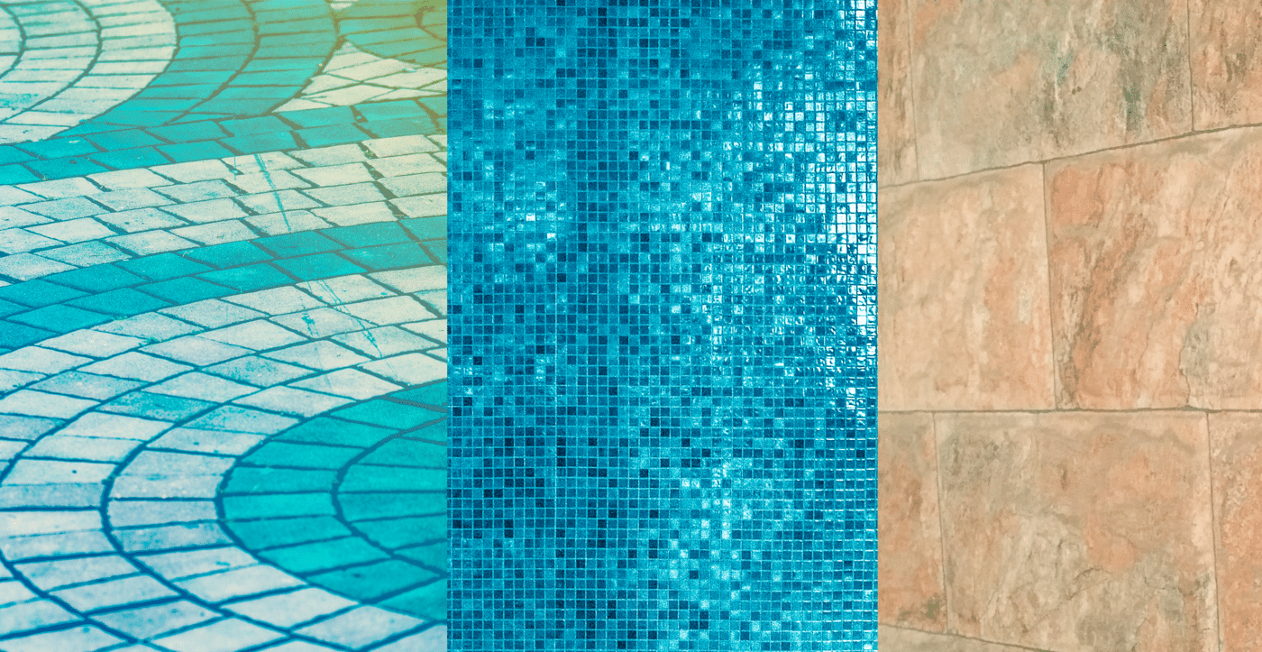 coolest pool tile options for 2021