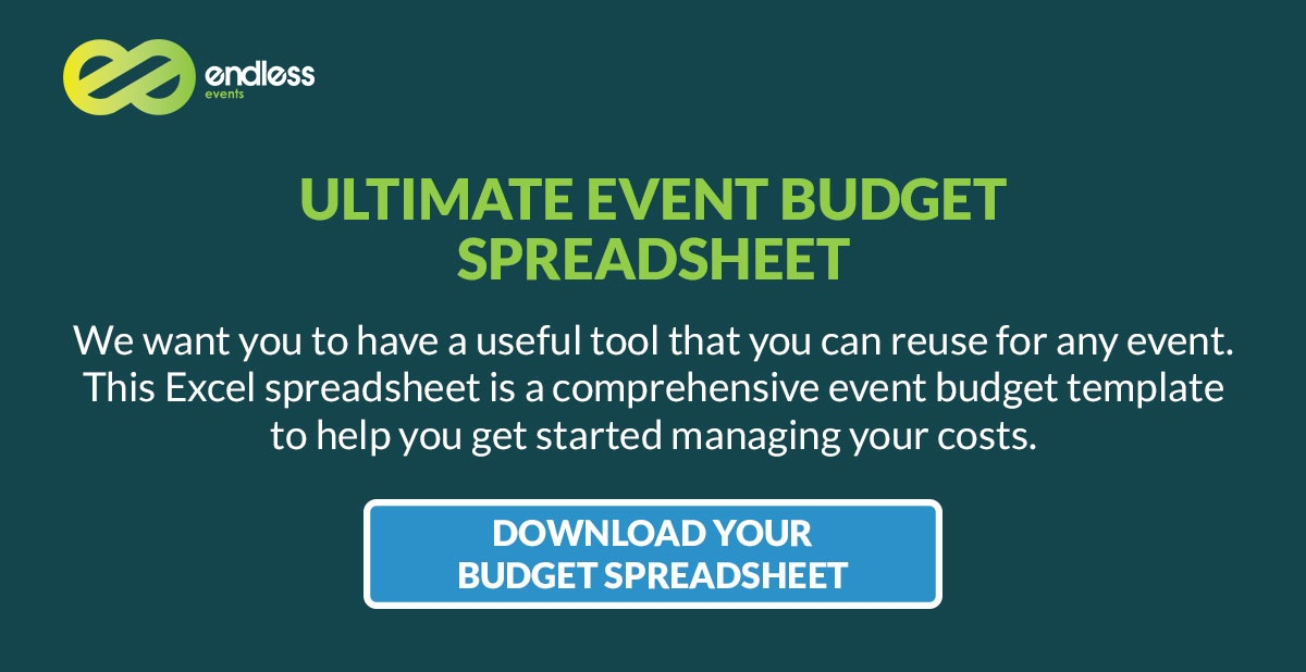 How To Create Your Event Budget - Endless Events