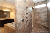 Shower and a Tub, or Just a Shower? | Orange County Home ...