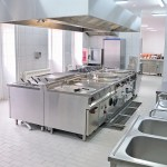 Principles Of Commercial Kitchen Floor Plans For Efficient Flow