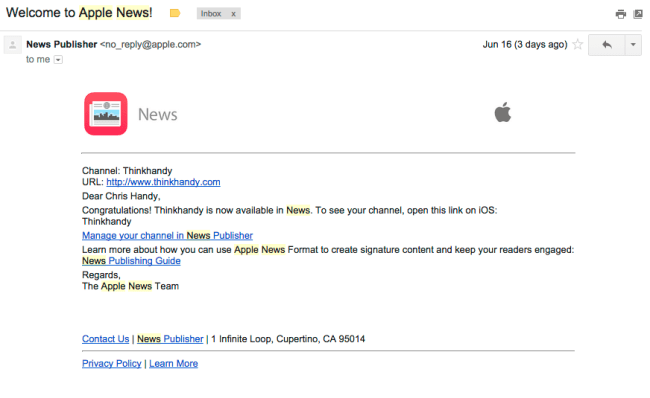 Welcome_to_Apple_News__-_chris_thinkhandy_com_-_Thinkhandy_Marketing_Mail