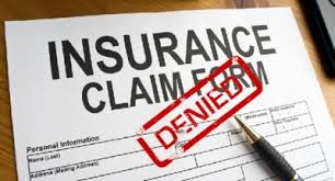 Insurance Claim Dispute Denied