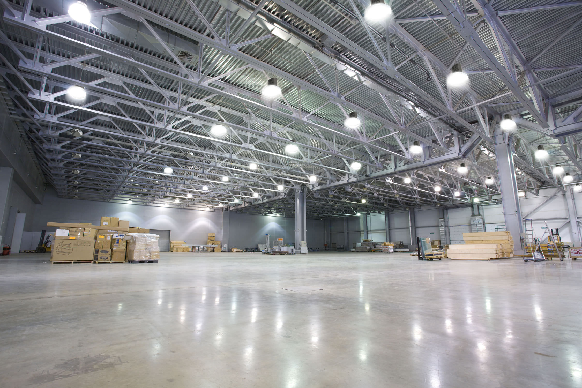 what is high bay lighting everything