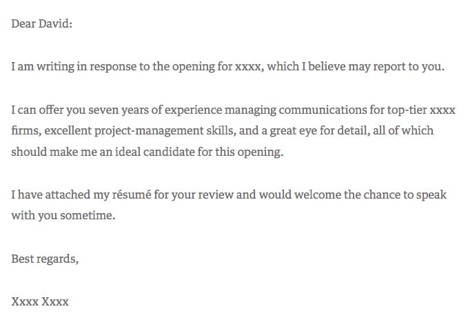 Corporate Chef Cover Letter