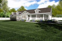 Clayton Modular Homes with Porches