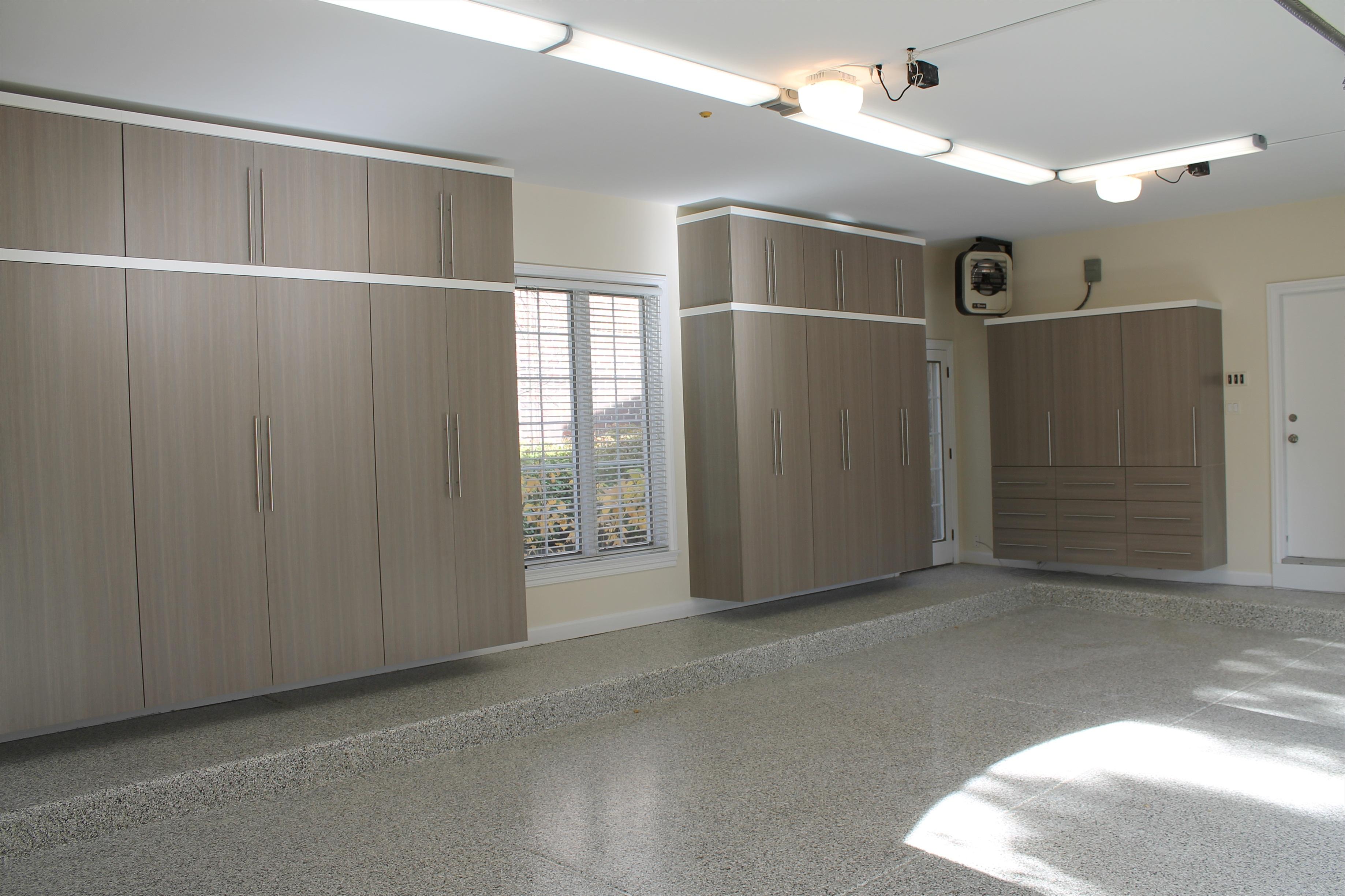Garage Cabinets  Garage Storage  Wood  Powder Coated