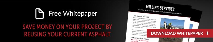 3 asphalt processes to