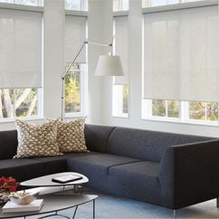 Living Room Window Hanging Light Fixtures Best Treatments Blinds Designer Screen Shades In The