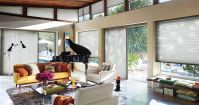 Window Treatments for Patio & Sliding Glass Doors | Hunter ...