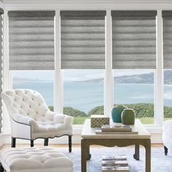 Window Treatments Ideas For Living Room Modern Small 2017 Best Blinds Roman Shades In The