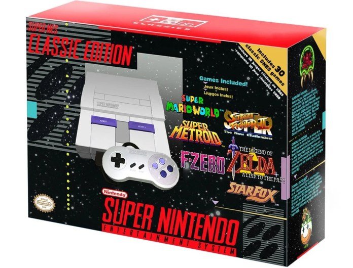 Super SNES Classic prodat u 4 miliona primeraka