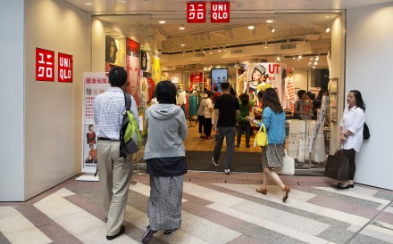Material world: Uniqlo's Tadashi Yanai found inspiration in Hong Kong | South China Morning Post