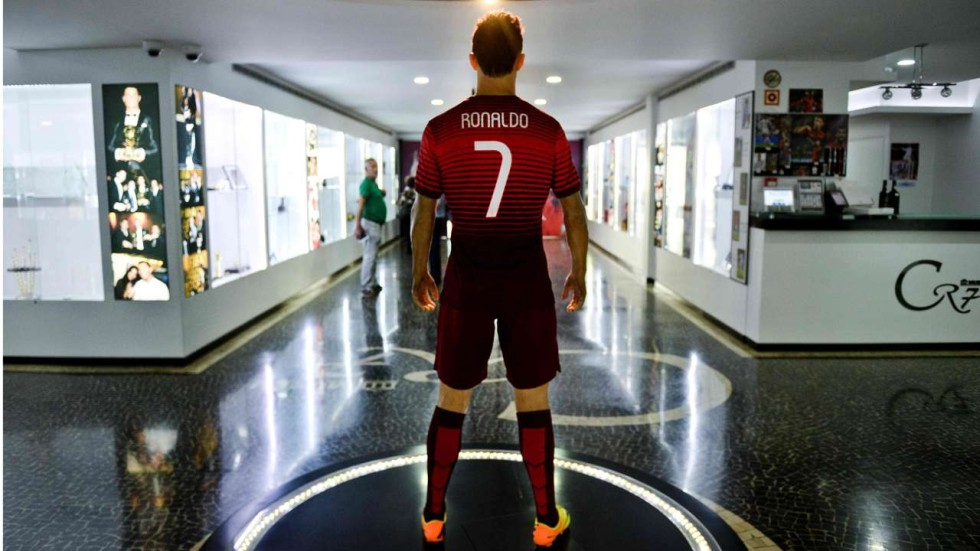 Cristiano Ronaldo decides his museum about himself needs