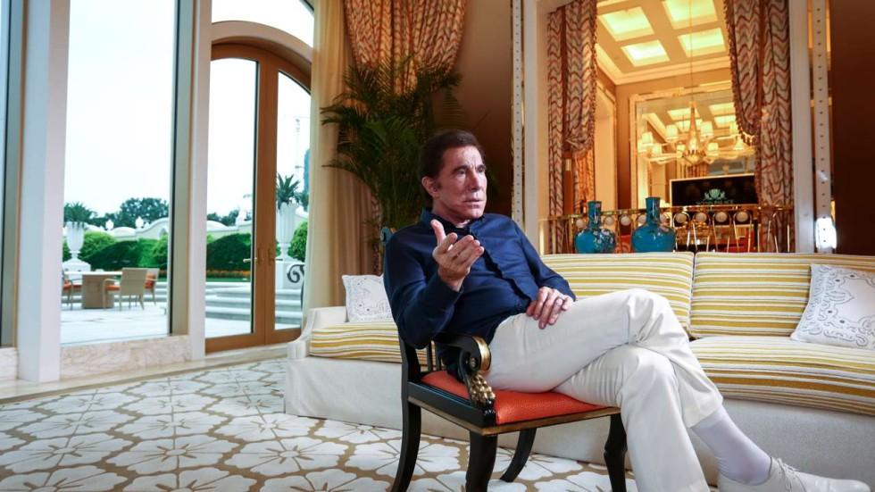 Not The Biggest But The Best Steve Wynn On Putting Macau