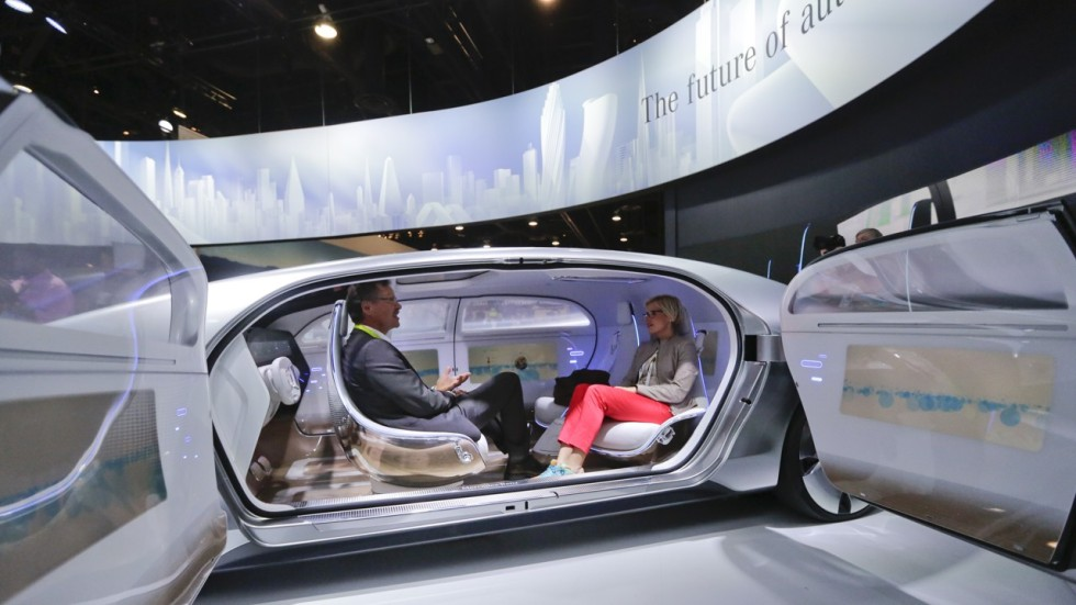 A future of selfdriving cars challenge the iron laws of