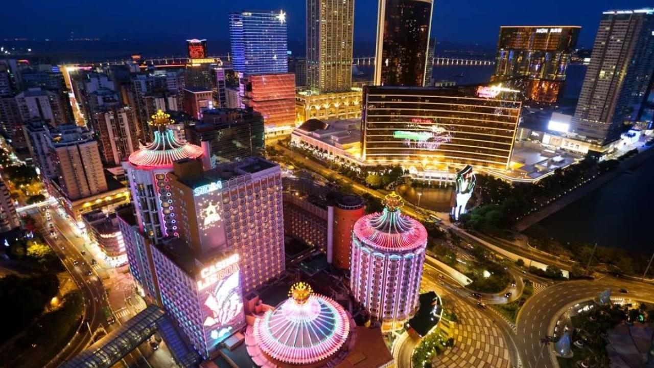 Top 10 Fastest Growing Cities: Macau