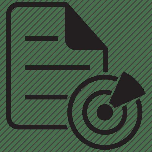 Analytics, chart, file, graph, report, scanning