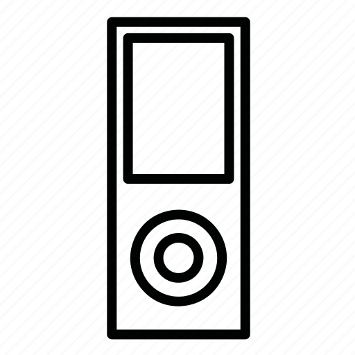 Apple, ios, ipod, music, song icon