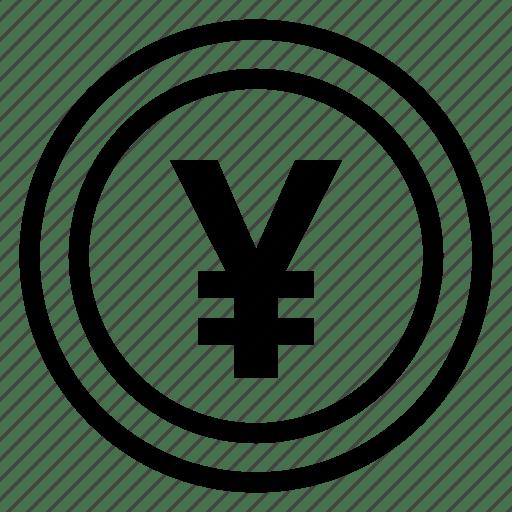 Cash, coin, currency, finance, money, piggybank, yan icon