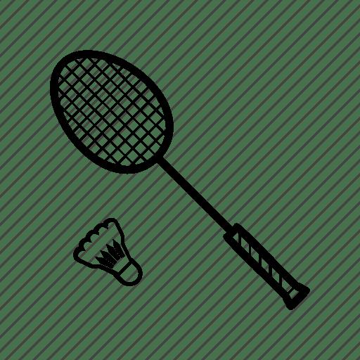 Badminton, racket, shuttlecock, table tennis, tennis