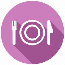 food icon menu order restaurant dinner service cafe icons business editor open