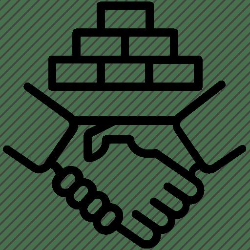 Business partners, business relationship, management