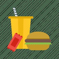 lunch icon buffet menu break food cafe celebration 512px