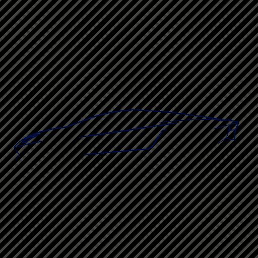 Lamborghini Gallardo Outline