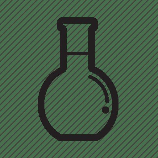 Chemistry, flask, flat bottom flask, lab test, laboratory