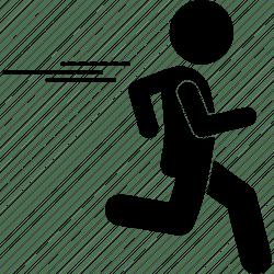 Boy child kid run running icon Download on Iconfinder