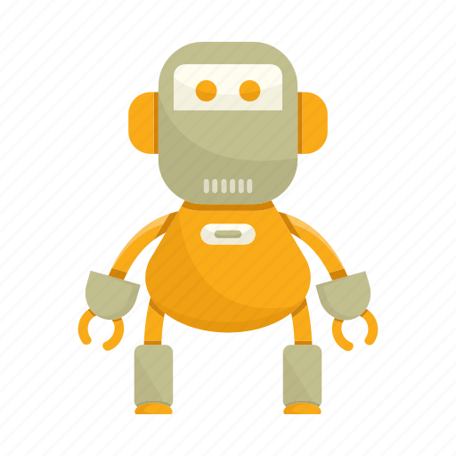 cute robot 3 by