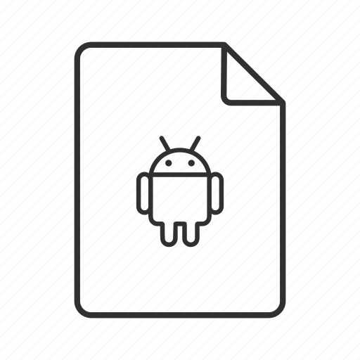 Android application package, android package file, apk