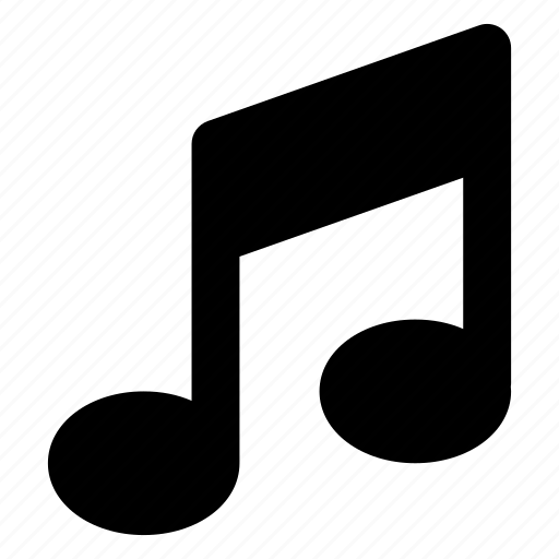 Media, music sign, music symbol, musical note, singing ...